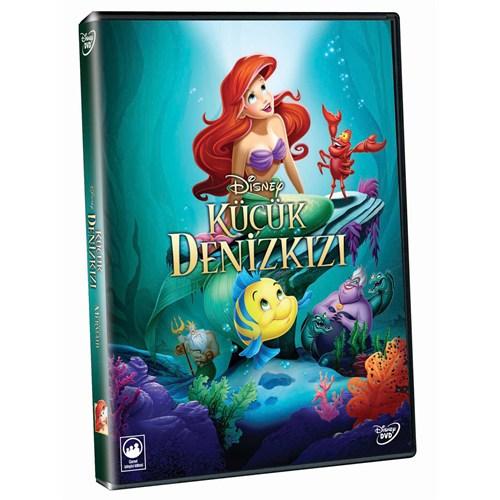 Little Mermaid (Küçük Deniz Kızı) (DVD)