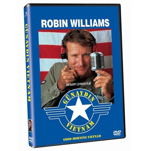Good Morning Vietnam (Günaydın Vietnam) (DVD)