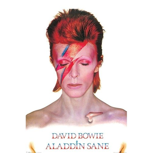 Pyramid International Maxi Poster David Bowie Aladdin Sane