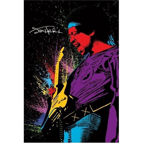 Pyramid International Maxi Poster Jimi Hendrix Paint