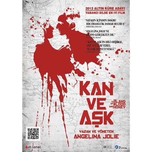 In The Land Of Blood and Honey (Kan ve Aşk) (DVD)