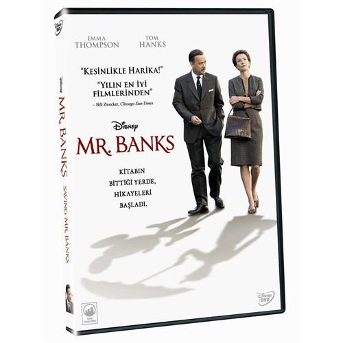 Saving Mr. Banks (Mr. Banks) (DVD)