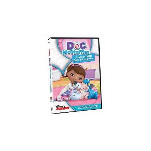Doc Mcstuffins: A Little Cuddle Goes A Long Way (Doktor Dottie: Kucaklaşma Zamanı) (DVD)