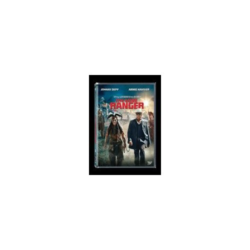 Lone Ranger (Maskeli Süvari) (DVD)
