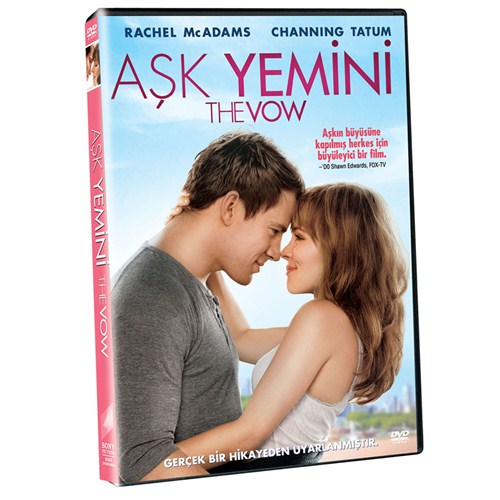 The Vow (Aşk Yemini) (DVD)