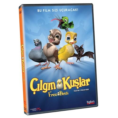 Free Birds (Çılgın Kuşlar) (DVD)