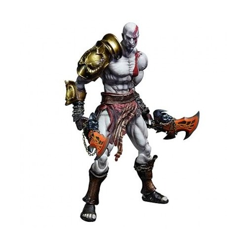 Kratos Play Arts Kai Figure
