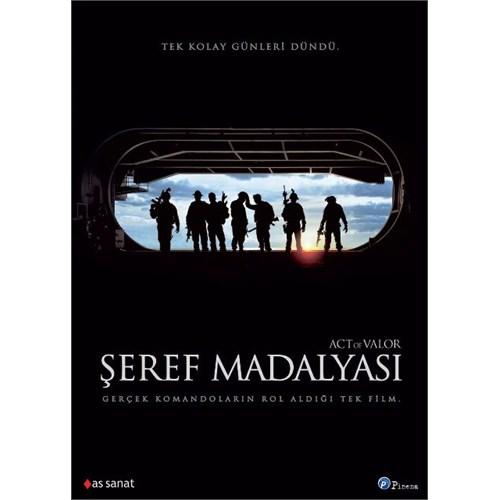 Act of Valor (Şeref Madalyası) (DVD)