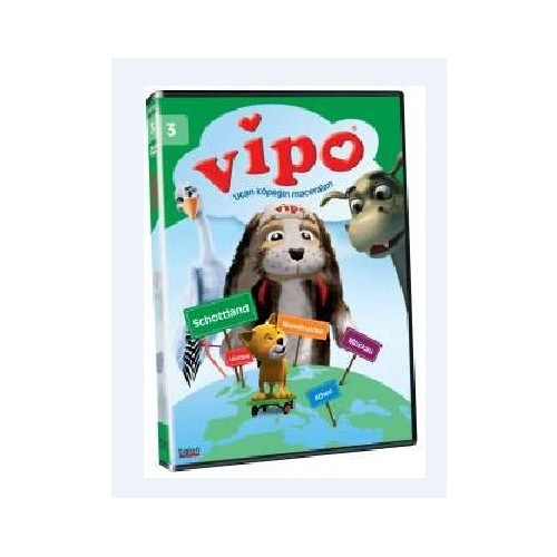 Vipo Vol.3 (DVD)