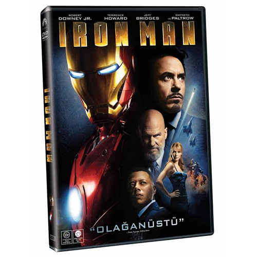 Iron Man (Iron Man) (DVD)