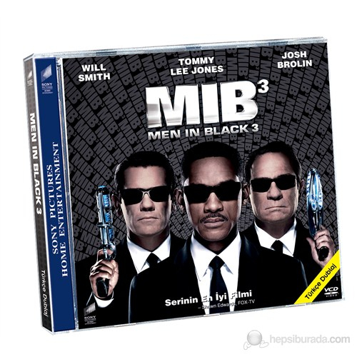 Siyah Giyen Adamlar 3 (Men In Black 3) (VCD)