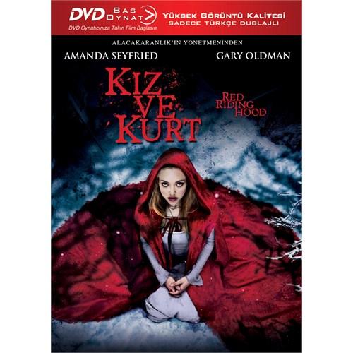 Red Riding Hood (Kız ve Kurt) (Bas Oynat DVD)