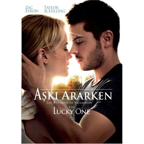 The Lucky One (Aşkı Ararken) (DVD)