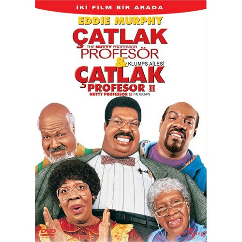 Çatlak Profesör (Dvd İkili Box Set)