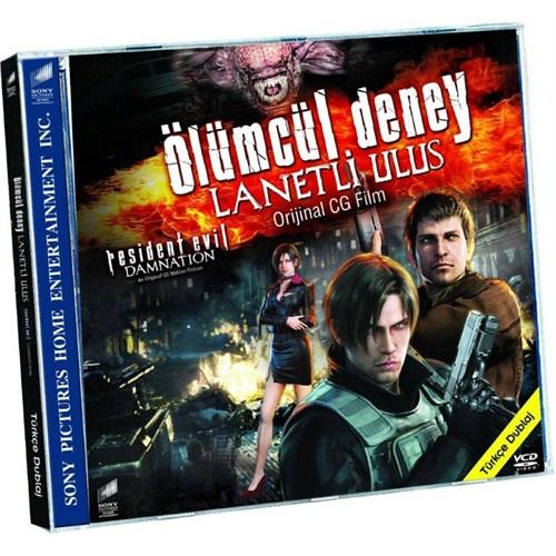 Ölümcül Deney: Büyük Lanet (Resident Evil Damnation) (VCD)