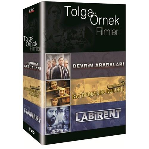Tolga Örnek Filmleri Dvd Özel Set (3 Disk)