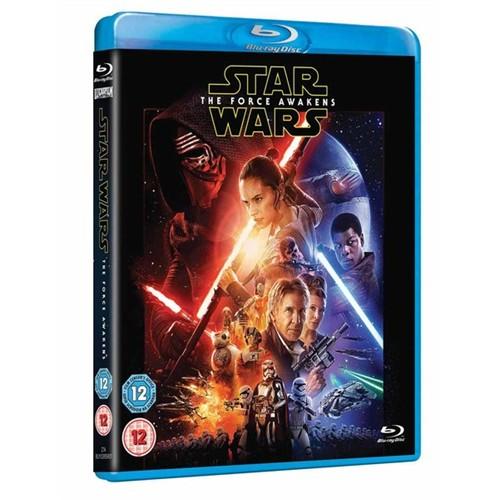 Star Wars: The Force Awakens (Blu-Ray Disc) (2 Disc)