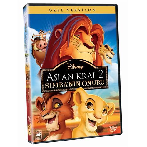 The Lion King 2: Simba's Pride Se (Aslan Kral Simbanın Onuru) (DVD)