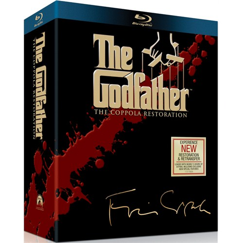 The Godfather Coppola Restoration Blu-Ray Set