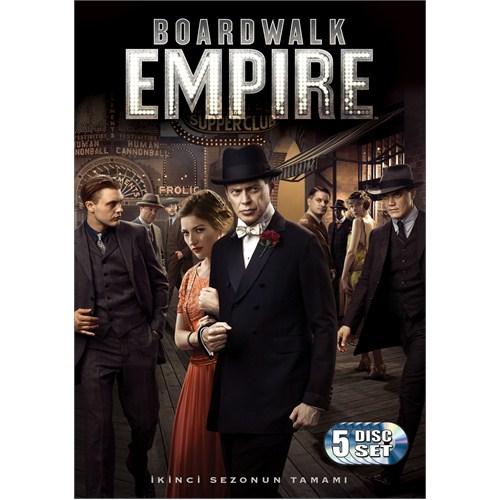 Boardwalk Empire Sezon 2 (5 Disk)