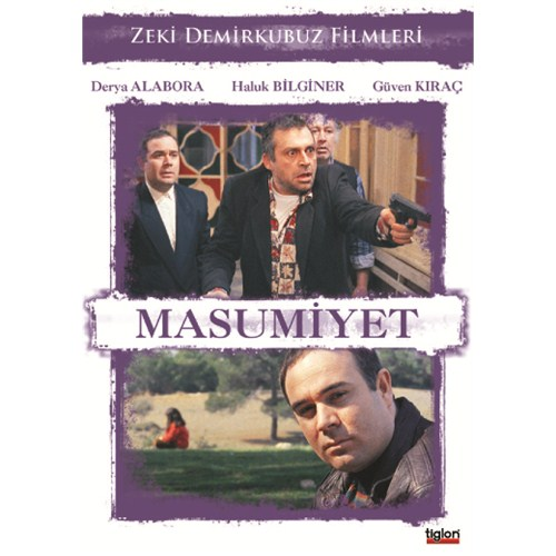 Masumiyet (DVD)