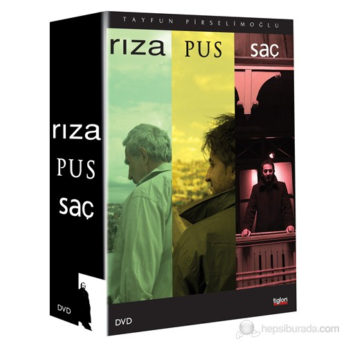 Tayfun Pirselimoğlu Dvd Box Set (3 Disk)