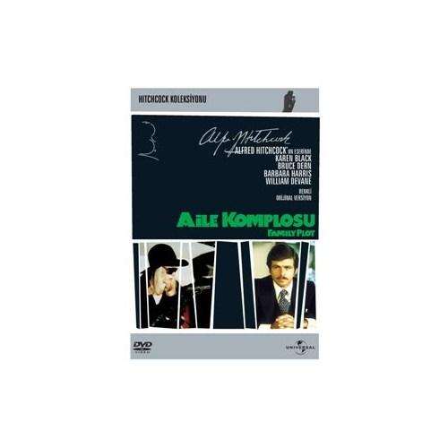 Family Plot (Aile Komplosu) (DVD)