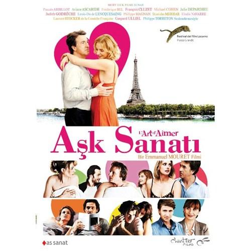 L'art d'aimer (Aşk Sanatı) (DVD)