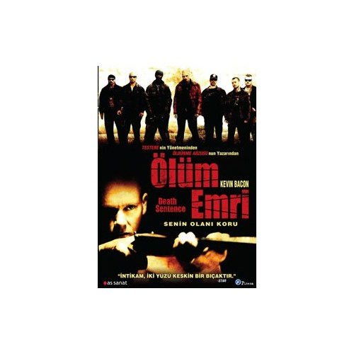 Death Sentence (Ölüm Emri) (DVD)
