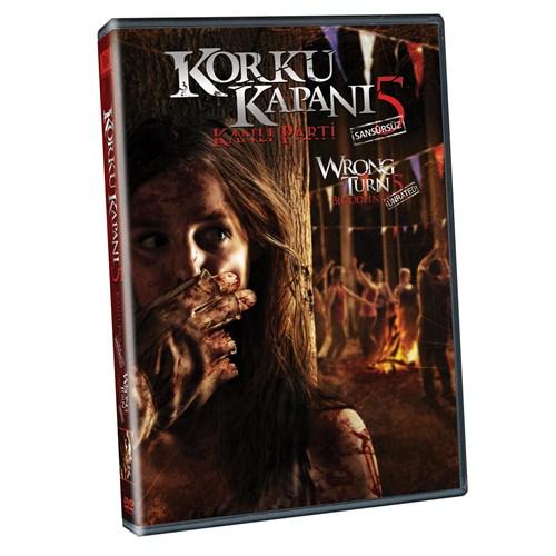 Wrong Turn 5 (Korku Kapanı 5) (DVD)