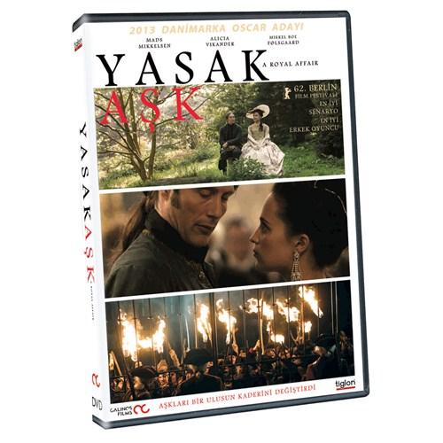 A Royal Affair (Yasak Aşk) (DVD)