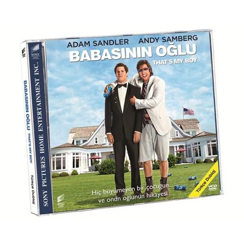Babasının Oğlu (That's My Boy) (VCD)