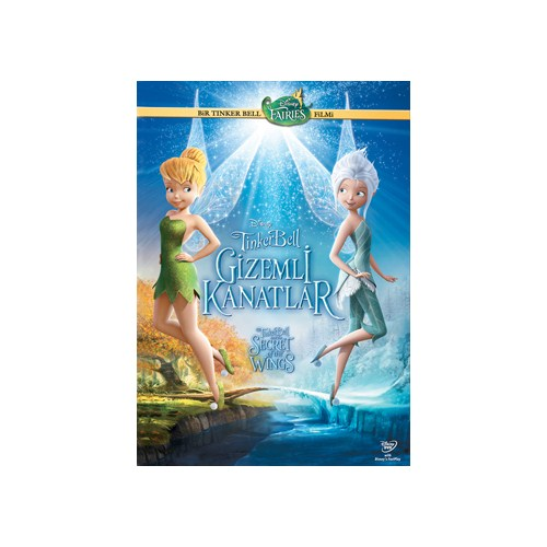 Tinker Bell Gizemli Kanatlar (Tinkerbell Secret Of The Wings) (VCD)
