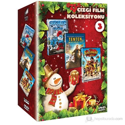 Sony New Year Animation Box Set 3 (Sony Yeni Yıl Çizgi Film Seti 3) (DVD)