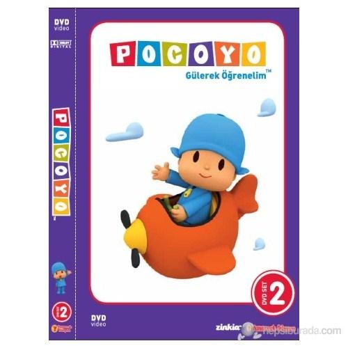 Pocoyo 2 – Gülerek Öğrenelim (DVD)