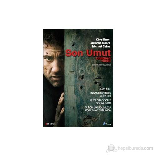 Children Of Men (Son Umut) (DVD)