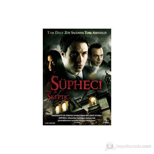 The Sceptic (Şüpheci) (DVD)