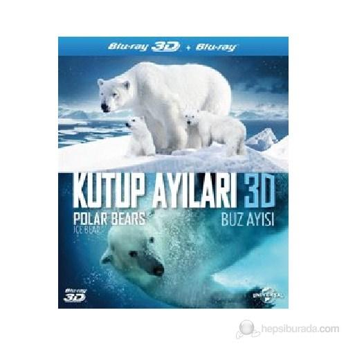 Polar Bears Ice Bear 3D (Kutup Ayıları Buz Ayısı) (Blu-Ray Disc)