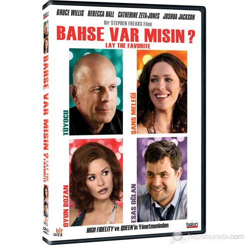 Lay The Favorite (Bahse Var Mısın?) (DVD)
