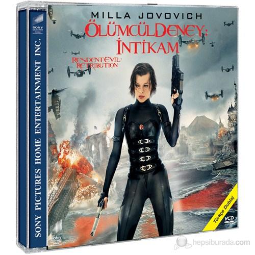 Ölümcül Deney İntikam (Resident Evil Retribution) (VCD)