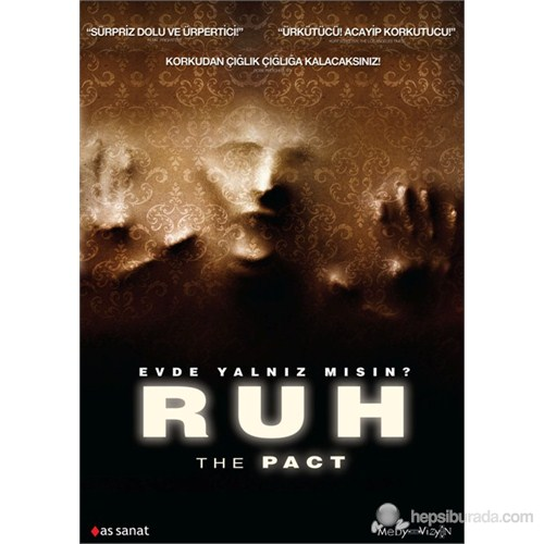 The Pact (Ruh) (DVD)