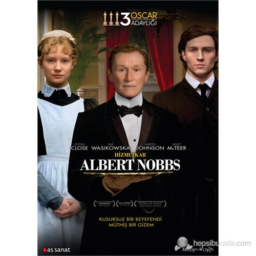 Hizmetkar Albert Nobbs (Albert Nobbs) (Bas Oynat)