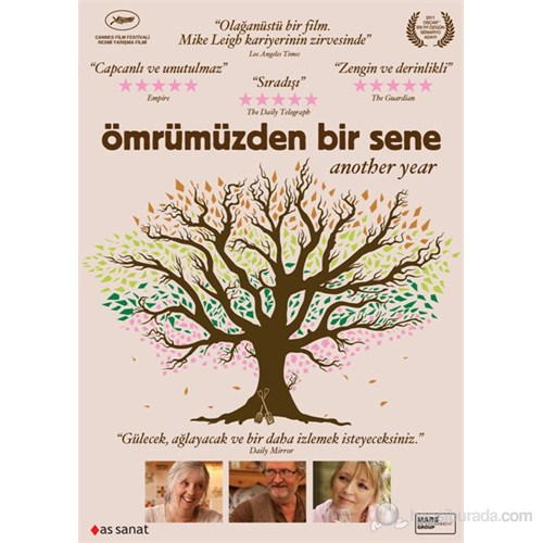 Another Year (Ömrümüzden Bir Sene) (DVD)