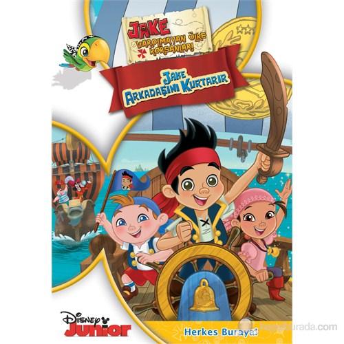 Jake and Neverland Pirates: Jake Saves Bucky (Jake ve Varolmayan Ülke Korsanları:Jake Arkadaşını Kurtarır) (DVD)