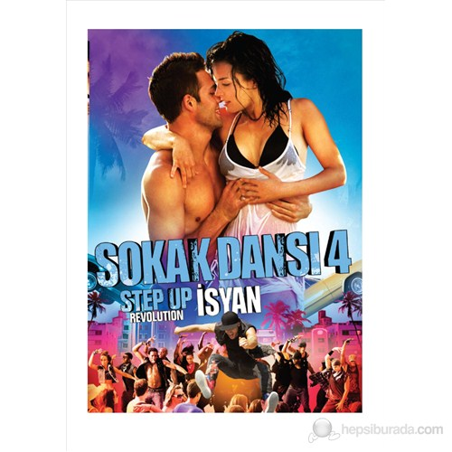 Step up 4 Revolution (Sokak Dansı 4: İsyan) (DVD)
