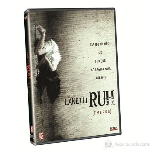 Emergo (Lanetli Ruh) (DVD)