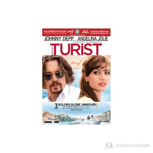 Turist (The Tourist) (Bas Oynat)