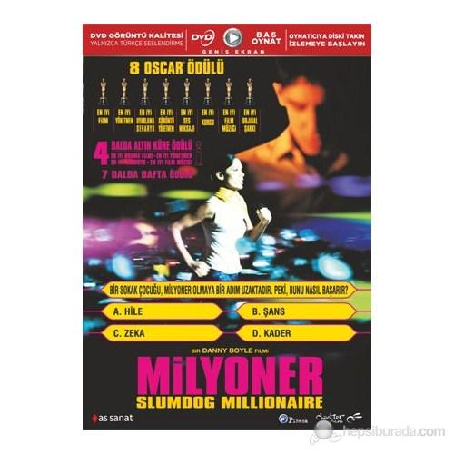 Milyoner (Slumdog Millionaire) (Bas Oynat)