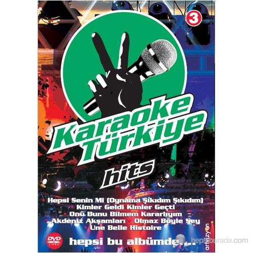 Karaoke Türkiye Hits- Karaoke Türkiye Hits 3 (Mikrofon Hediyeli)