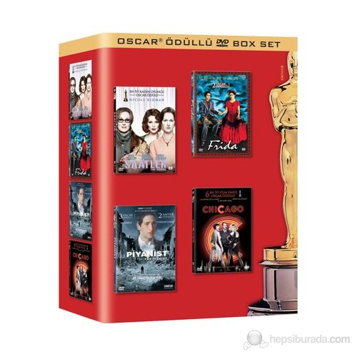 Oscar Ödüllü DVD Box Set